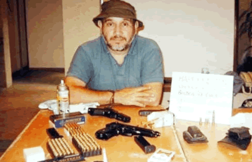 Eduardo Rózsa Flores operó en Bolivia entre 2007 a 2009