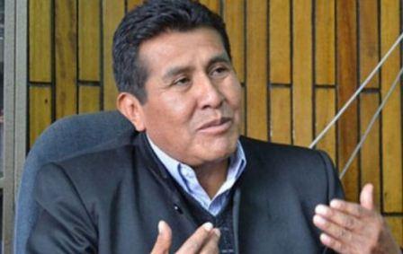 Eugenio Rojas, exalcalde de Achacachi, exsenador y actual ministro de Estado