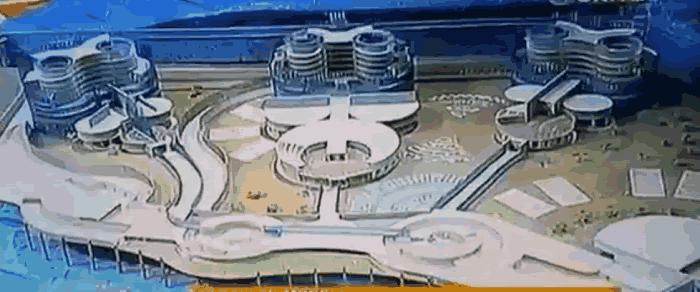 Maqueta presentada por dos jóvenes tituladas de Arquitectura para la nueva cárcel en Palca