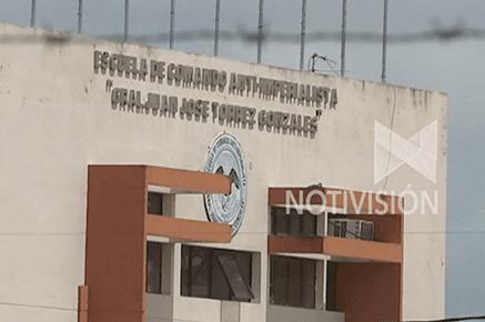 La institución castrense inaugurada en 2016 con tintes ideológicos socialistas / CAPTURA PANTALLA